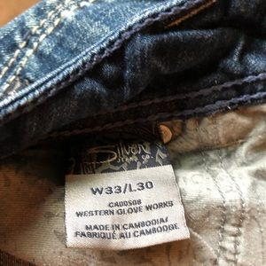 Silver Jeans Pants - Silver Jeans